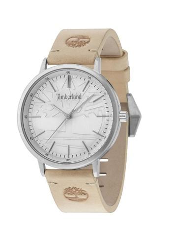 Timberland Watches beige Timberland Gents 3 Hands Plaistow TBL.15251JS/07 7AC52AC08452B5GS_1