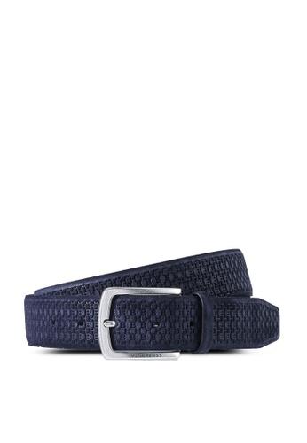 BOSS 藍色 Jor 腰帶-BOSS Body 5076EAC87006E1GS_1