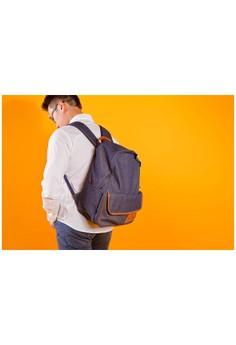D'tripe Basic Denim Backpack