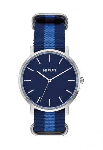 Nixon blue Nixon - Porter Nylon - Navy Blue NI855AC67OHGSG_1