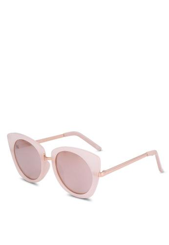 ALDO pink Umelalle Sunglasses AL087GL0RLQBMY_1