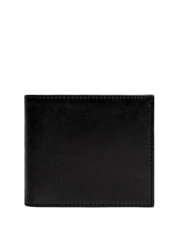 MANGO Man black Faux-Leather Wallet 77A03AC7270A96GS_1