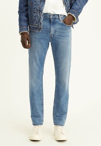 Levi's blue Levi's Levi'S Made & Crafted 502 Taper Fit Jeans (56518-0020) 444D1AA9C0E288GS_1