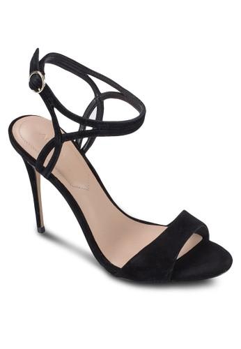 Lyviel 簡約繞踝高跟鞋, 女鞋esprit台灣, 鞋
