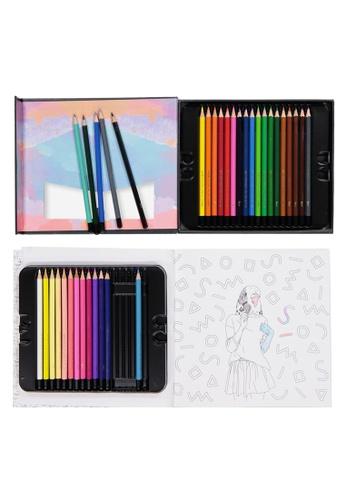 Typo multi Watercolour Pencils 36Pk 41517ACFF69F15GS_1