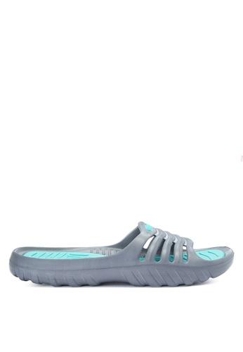 Krooberg grey Grill Sandals & Flip Flops KR692SH0JP6IPH_1