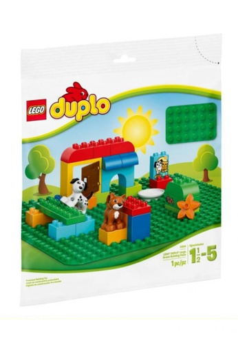 LEGO multi LEGO DUPLO Classic 2304 Large Green Building Plate (1 Pieces) BE6BBTH6EFE258GS_1