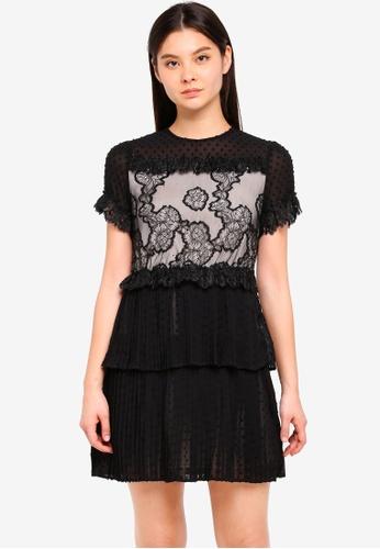 Foxiedox black Melita Dress 938C0AA87084FCGS_1