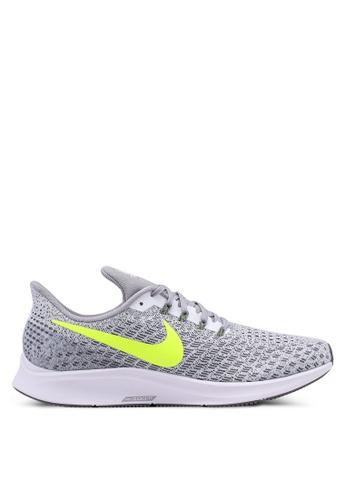 Nike grey Nike Air Zoom Pegasus 35 Shoes A49ABSH757A08FGS_1