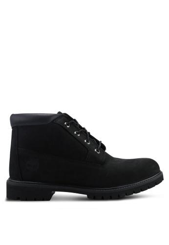 Timberland black Premium Waterproof Chukka Boots 92CD9SH9FC7326GS_1