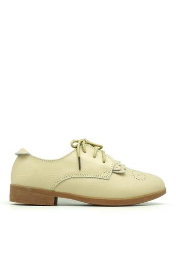 Carlo Rino beige Carlo Rino 333050-060-31 Lace-up Sneaker (Beige) CA220SH0SDVHMY_1