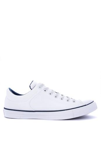 Converse white Chuck Taylor All Star High Street Micro Ripstop Sneakers DA462SH0F49CB6GS_1