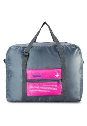 輕量防水可折式旅行esprit hk手提袋, 包, 旅行袋