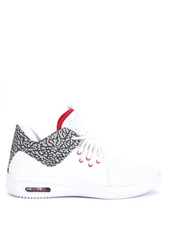 Nike white Men's Air Jordan First Class Shoes 43A65SH4CA96F3GS_1