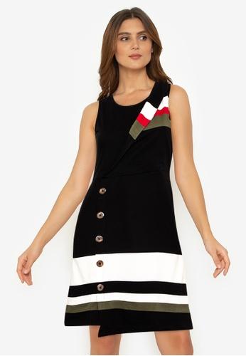 Blued black Fenne Dress 2812DAA3F27A2AGS_1