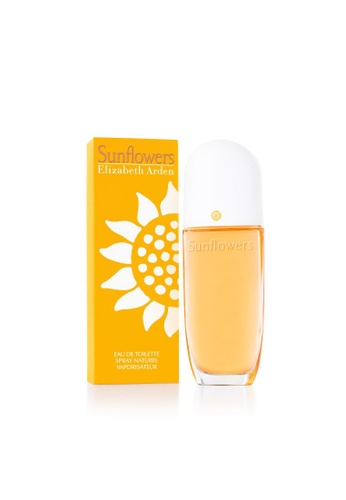 Elizabeth Arden yellow Elizabeth Arden Perfume Sunflowers EDT 100ml EL686BE56BVZMY_1