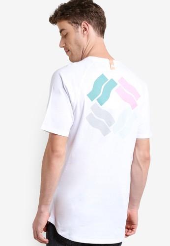圓領短袖esprit 折扣Tee, 服飾, T恤