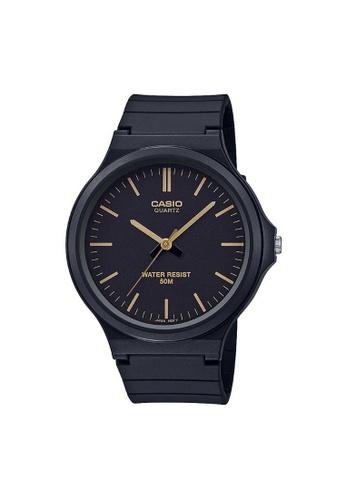 CASIO black CASIO GENERAL MW-240-1E2VDF MEN'S WATCH 9F786AC9BEA9D4GS_1