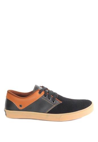 Sogno black Sepatu Sneakers Pria - LWI 965  540E8SHD0F59C9GS_1