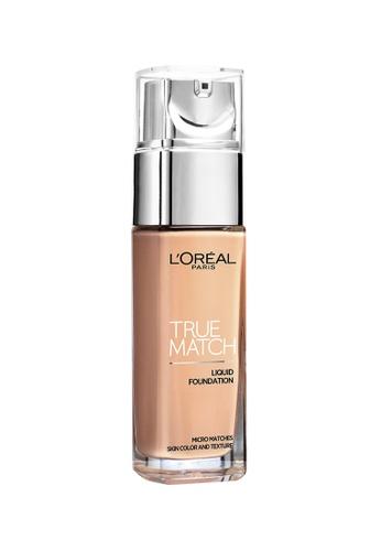 L'Oréal Paris beige L'Oreal Paris True Match Liquid Foundation SPF16 [#N4 Nude Beige] LO618BE33NRYMY_1