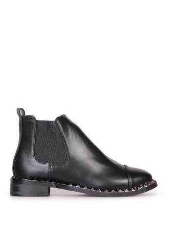 Sunnydaysweety black Big Sale Item - Korean   Women's Stud Black Boots C103112 SU219SH0F9RNSG_1