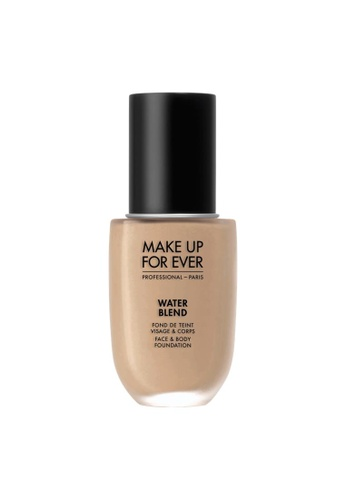 MAKE UP FOR EVER beige WATER BLEND - Face & Body Foundation 50ML Y325 E172ABE93A24CDGS_1