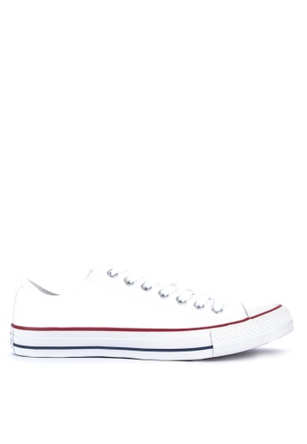 Converse white Chuck Taylor Core Low Top Sneakers B0702SH2BB9F76GS_1