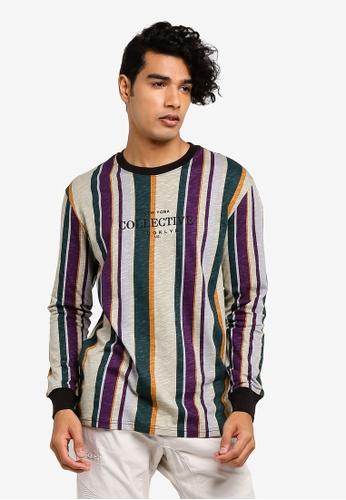 Cotton On 多色 寬鬆剪裁長袖T恤 B2BE1AAC21417AGS_1