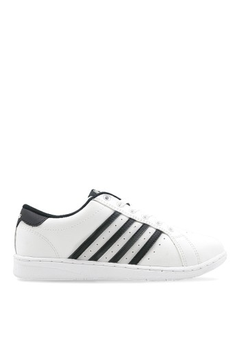 FANS white Fans Oregon W - Casual Shoes White Black 13D52SH1646345GS_1