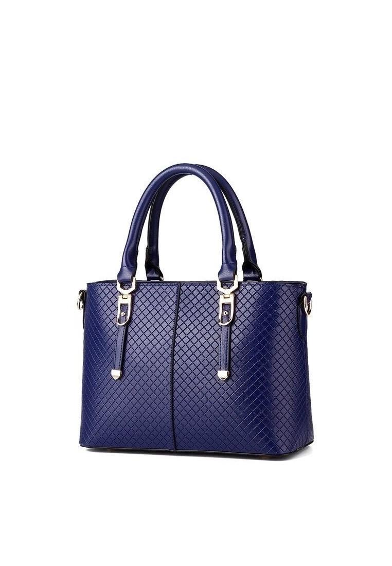 KL16006 European and American Classy Handbag with Shoulder Strap
