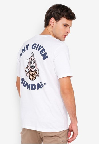 Cotton On white Street T-Shirt 20345AA9DAC127GS_1