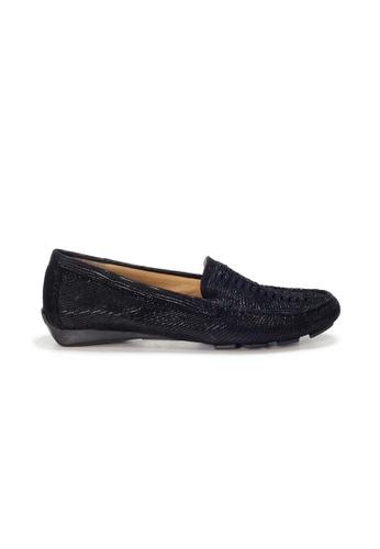 Shu Talk 黑色 AMAZTEP 大熱舒服真皮輕便鞋 (適合腳型偏窄) 2E521SH59E3C4EGS_1