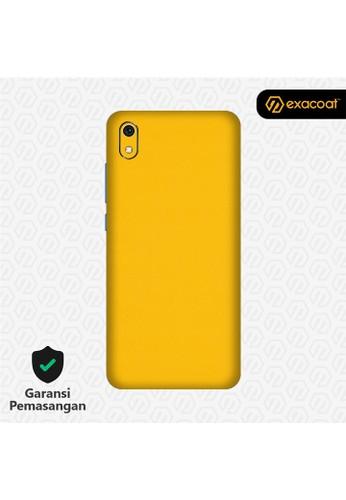 Exacoat Xiaomi Redmi 7a 3M Skins True Colors - Lemon Yellow C8B65ES9F0B37FGS_1
