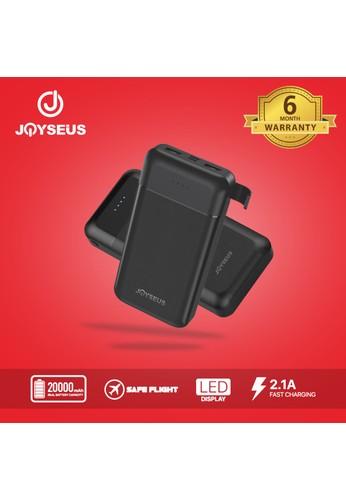 Joyseus Powerbank / Power bank JOYSEUS 20000mah JP210H LED Portable Charger - PB0015 E6490ES2EA729BGS_1