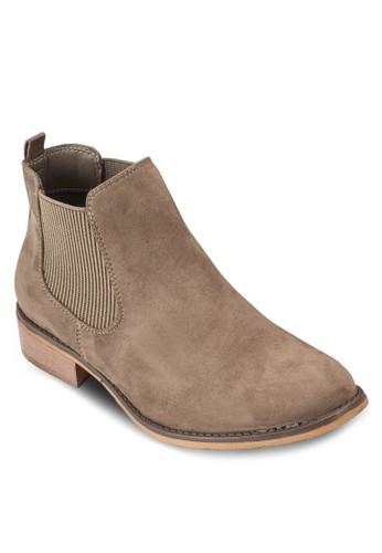 Mane Chelsea 彈性踝靴、 女鞋、 鞋DorothyPerkinsManeChelsea彈性踝靴最新折價
