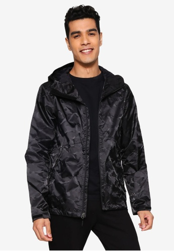 The North Face black M Millerton Jacket E9EA5AA71EA33BGS_1