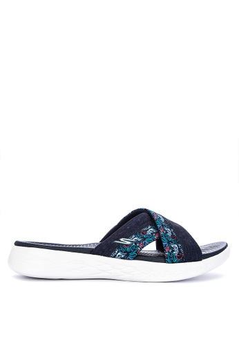 1f32315984a74 Shop Skechers On-The-Go 600 - Monarch Sandals Online on ZALORA Philippines