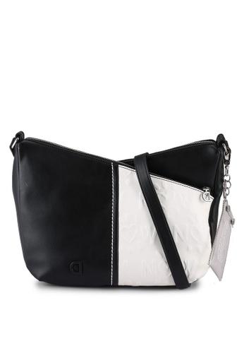 Desigual black Mini Crossbody Bag 06E1DAC937A1EDGS_1