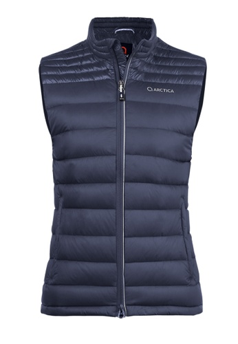 ARCTICA blue WOMEN'S FEATHERLYTE DOWN PACKVEST 6B89BAA7AB2AD0GS_1