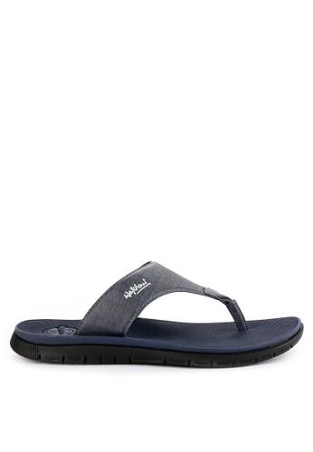 Watchout! Shoes navy Sandals Thong E2021SHD33D1E5GS_1
