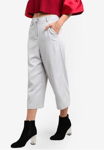 七分寬褲, 服飾,esprit hk store 長褲及內搭褲