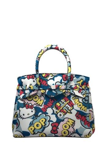 c19ecde7c6 SAVE MY BAG multi Miss Limited Edition Comics Blue 5B4B4AC4A742C6GS_1