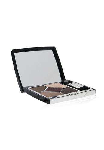 CHRISTIAN DIOR CHRISTIAN DIOR - 5 Couleurs Couture Long Wear Creamy Powder Eyeshadow Palette - # 599 New Look 7g/0.24oz 3B3EEBECE92F8DGS_1