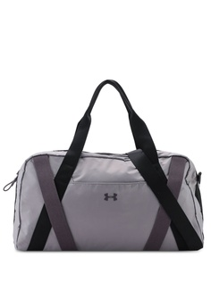 2605fcd43d3d Under Armour grey Essentials 2.0 Duffle Bag B6091AC84717CBGS 1