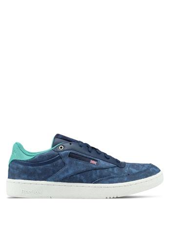Reebok blue Club C Pro MCCE Shoes RE691SH0SW40MY_1