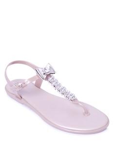Empress Flat Sandals