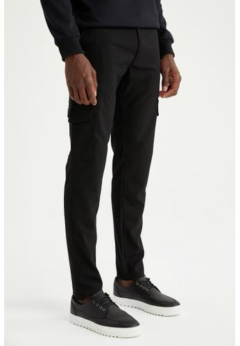 DeFacto black Man Woven Trouser B6025AA86A23C9GS_1