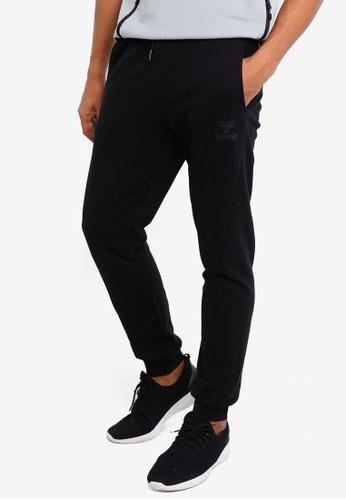 Hummel black Hummel Isam Regular Pants 0374AAA9207A0EGS_1