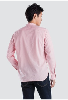 d81426b7 29% OFF Levi's Levi's Mandarin One Pocket Shirt S$ 89.90 NOW S$ 64.14 Sizes  S M L XL