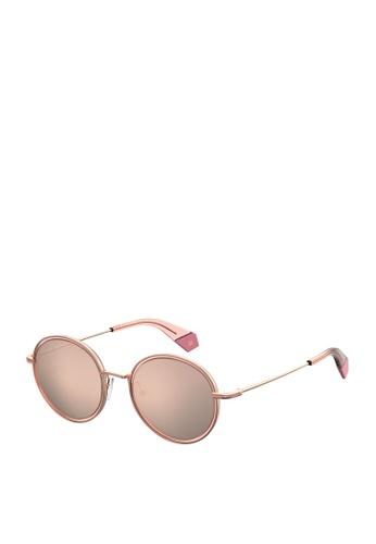 Polaroid pink PLD 6079/F/S Sunglasses F537DGLC760DEBGS_1